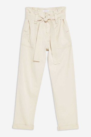 Paperbag Utility Cargo Trousers | Topshop