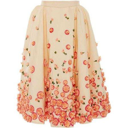 Zac Posen Rosewater Ombre Skirt ($20,990)