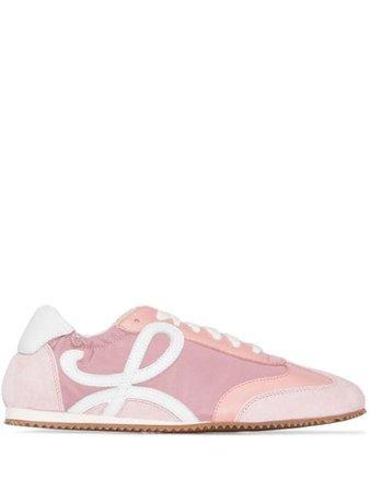 Loewe Ballet Runner Sneakers L814282X01 Pink | Farfetch