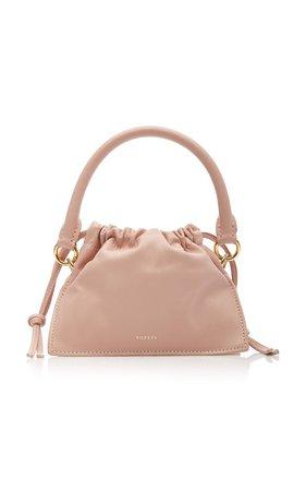 Bom Mini Leather Top Handle Bag by Yuzefi   Moda Operandi