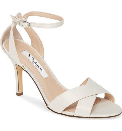 Nina Ankle Strap Sandal (Women) | Nordstrom