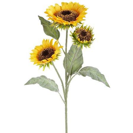 Faux Sunflower Spray | Pier 1