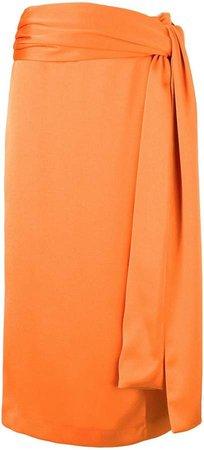 Brognano high-waisted skirt