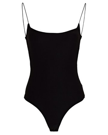 ALIX NYC Hirst Twist Back Bodysuit   INTERMIX®