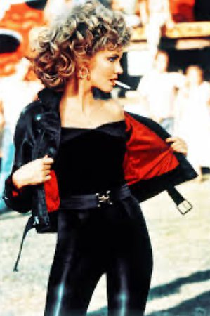 sandy the grease movie