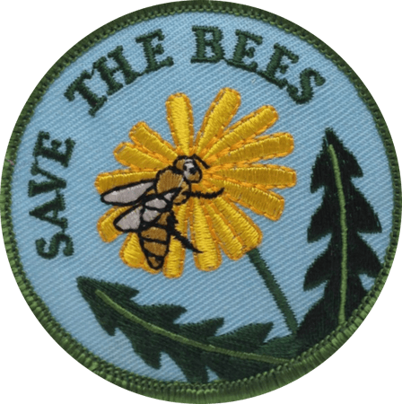 bees patch niche moodboard tumblr freetoedit...