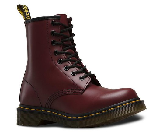 WOMEN'S 1460 SMOOTH | 1460 Boots | Dr. Martens Official