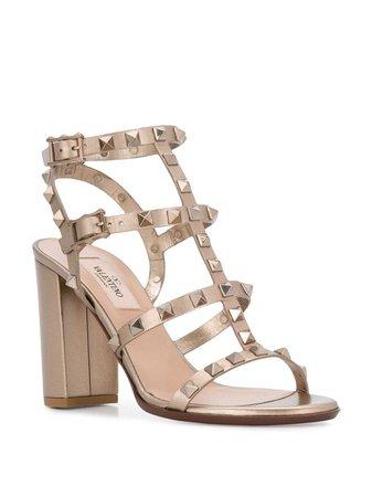 Valentino Garavani Rockstud Sandals | Farfetch.com