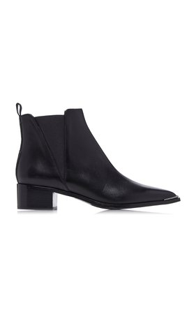 Jensen Leather Chelsea Boots by Acne Studios | Moda Operandi