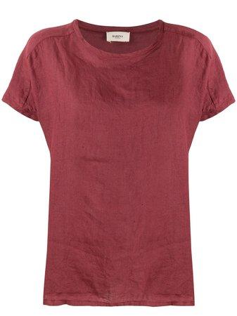 Barena Crinkled T-shirt - Farfetch