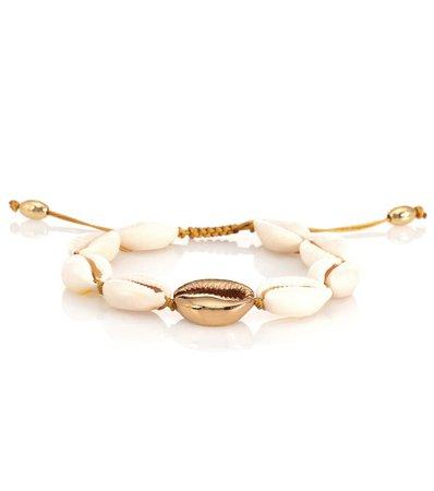 Concha Puka 22Kt Gold-Plated Bracelet - TOHUM Design | mytheresa