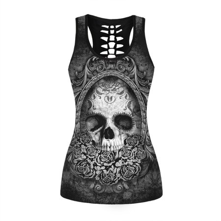 rock tank tops - Google Search