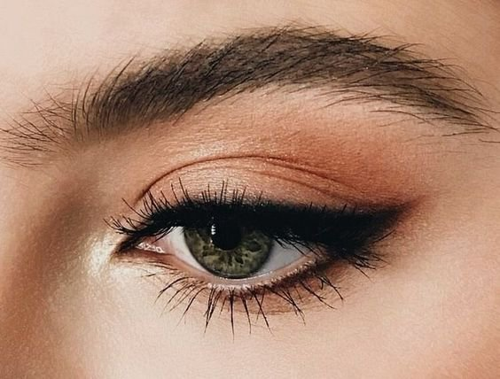 Cat Eye Make-up Pinterest