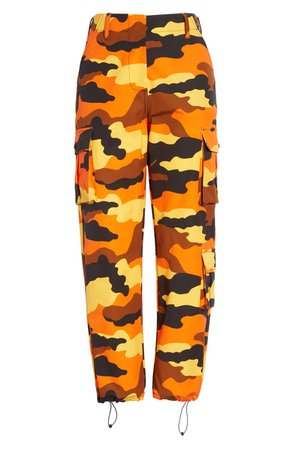 Off-White Camo Cargo Pants | Nordstrom