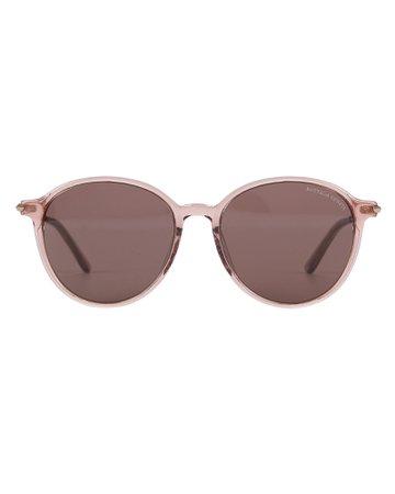 Bottega Veneta | Oversized Rounded Sunglasses | INTERMIX®