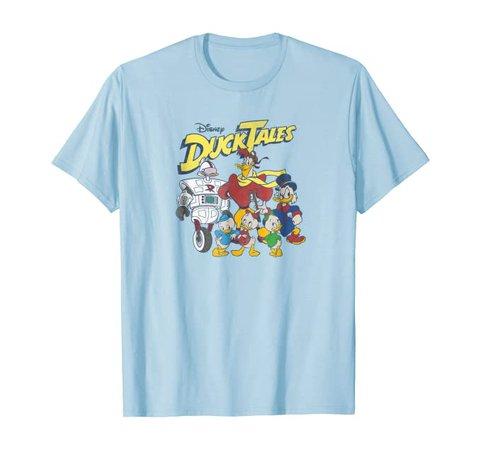 Amazon.com: Disney DuckTales T-shirt: Clothing