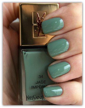 imperial jade 34 YSL