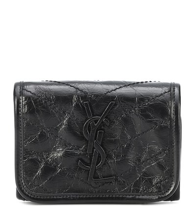 Niki leather wallet