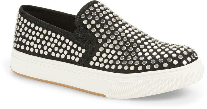 Coulter Studded Slip-On Sneaker