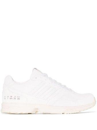 Adidas White ZX 1000 Sneakers - Farfetch