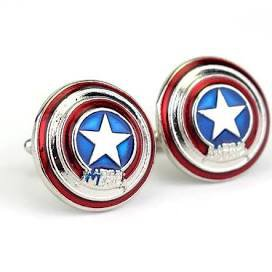 cuff links marvel - Google Search