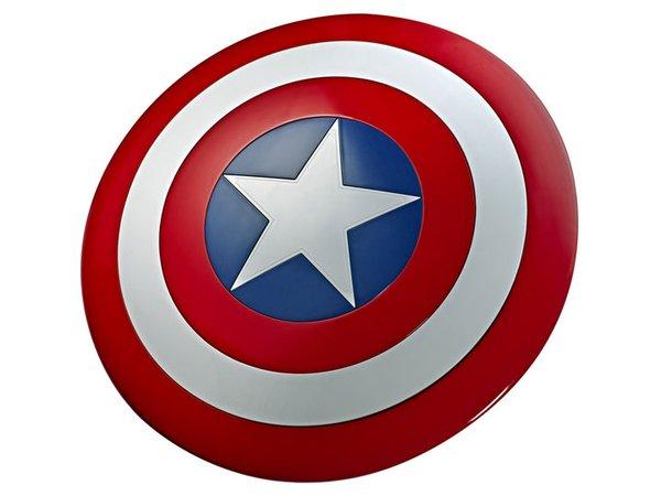 Marvel Legends Captain America Classic Shield Replica
