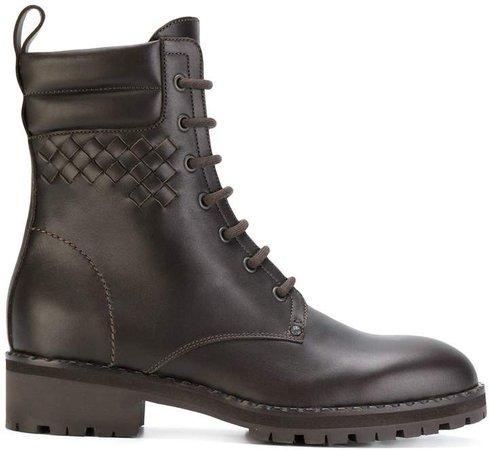 espresso calf boot