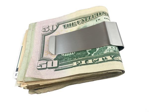 Titanium Money Clip REV 2 ~ | CountyComm – CountyComm