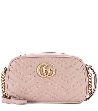 GG Marmont matelassé leather crossbody bag