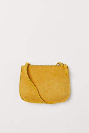 Small Shoulder Bag - Yellow