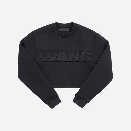 Alexander Wang x H&M Scuba Top (Black)