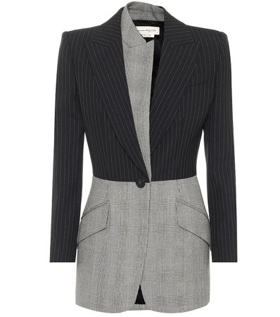 Alexander McQueen, Wool blazer