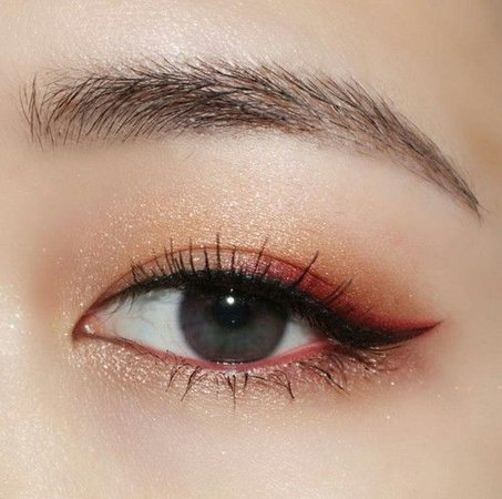 korean eye makeup - Google Search