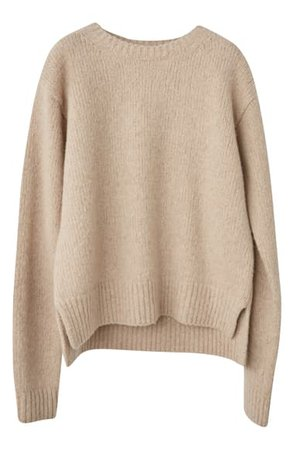 Acne Studios Kiany Wool & Cashmere Blend Sweater   Nordstrom