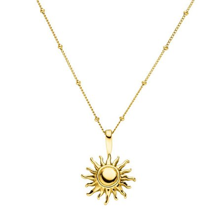 PURELEI 'Sun' necklace