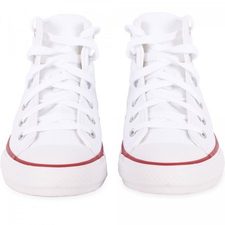 Converse All Star Logo Sneakers in White - BAMBINIFASHION.COM