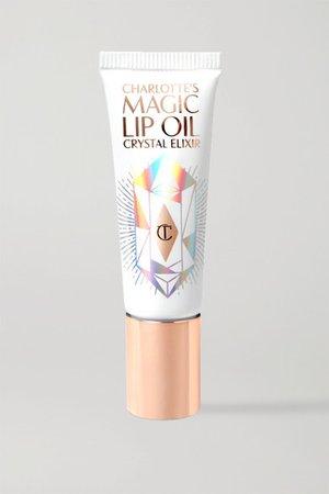 Charlotte's Magic Lip Oil Crystal Elixr, 8ml