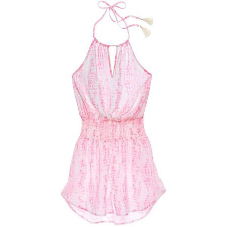 Victoria's Secret Halter Cover-up Dress