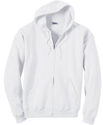 white mens zip up hoodie - Google Search