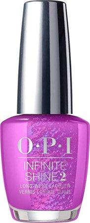 OPI Infinite Shine, Berry Fairy Fun