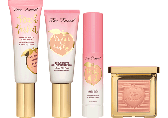Peaches And Cream Complexion Set - Too Faced