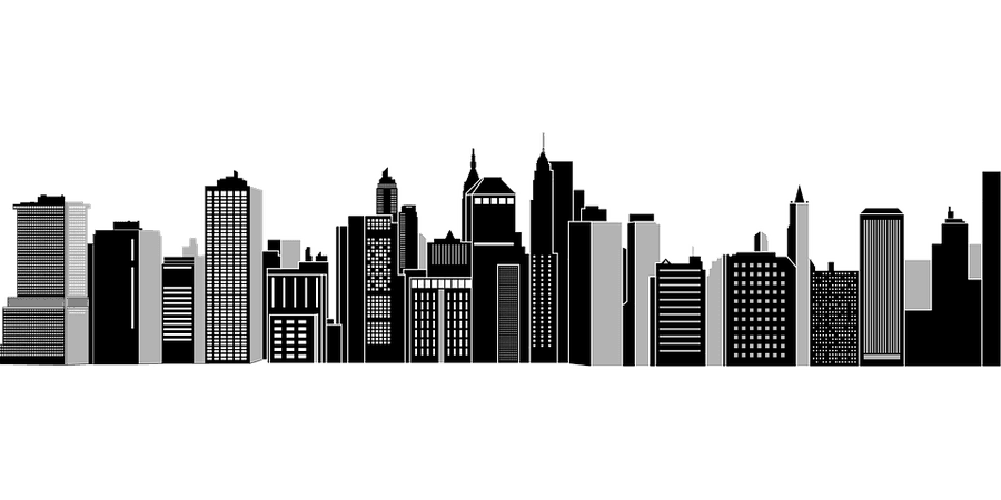 City New York - Free vector graphic on Pixabay