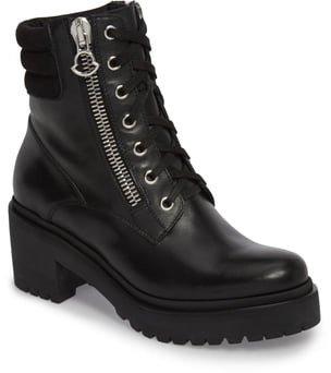 Viviane Military Boot