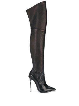 Casadei Maxi Blade Boots - Farfetch