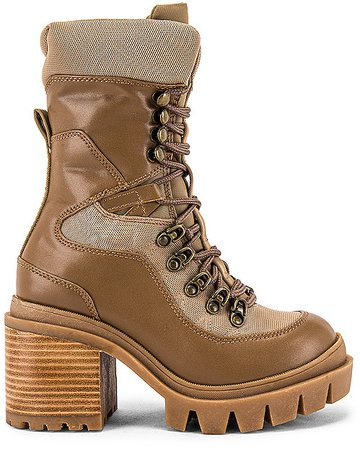 Maniac Lace Up Boot
