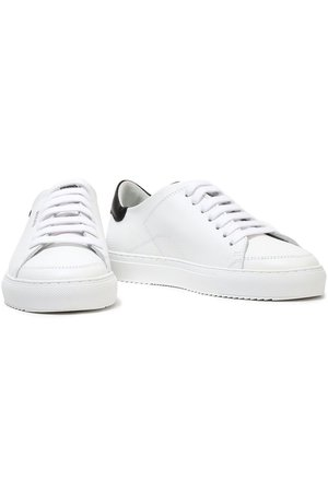 White Leather sneakers | Sale up to 70% off | THE OUTNET | AXEL ARIGATO | THE OUTNET