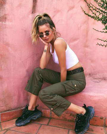 Buy Our Delta Cargo Pant in Khaki Online Today! - Tiger Mist