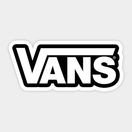 Vans Stickers