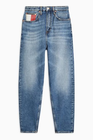 High Rise Mom Jeans by Tommy Jeans | Topshop