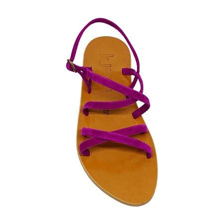 Datura Sandal Clover– shop-olivia.com